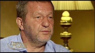Кох: То, как Ельцин с людьми расставался, у меня всегда удивления вызывало