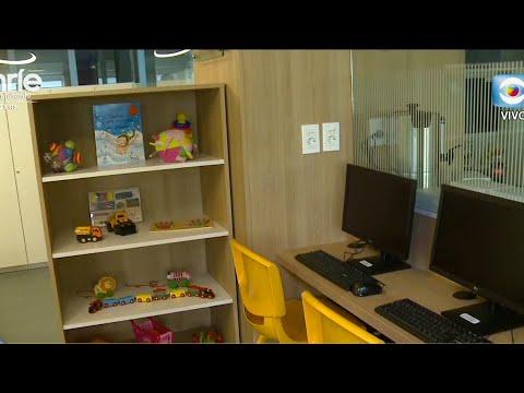 Nueva sala familiar educativa en el Pereira Rossell