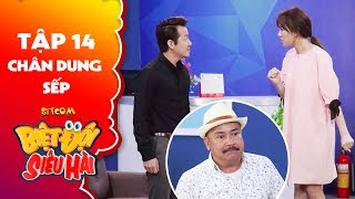 Biệt đội siêu hài | Tập 14 - Tiểu phẩm: Hari Won, Pompatama