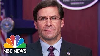U.S. Intel Investigating If COVID-19 Accidentally Came From Research Lab | NBC News NOW