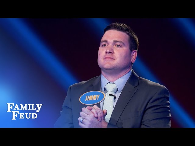Final Fast Money answer saves the day! | Family Feud