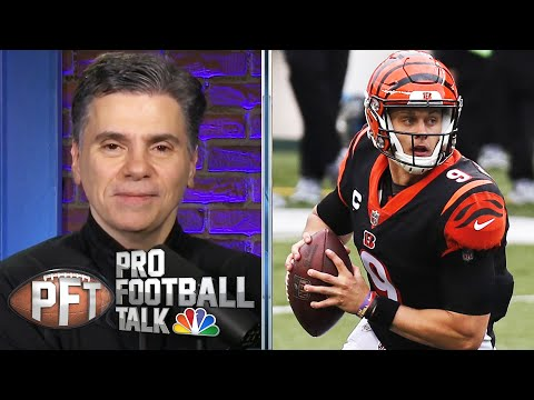 Can't Wait to See: Joe Burrow faces off against Lamar Jackson | Pro Football Talk | NBC Sports