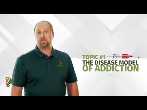 The Disease Model of Addiction According to ASAM | A Better Today Recovery Services