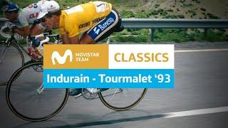 Indurain y el Tourmalet (Tour 1993) -