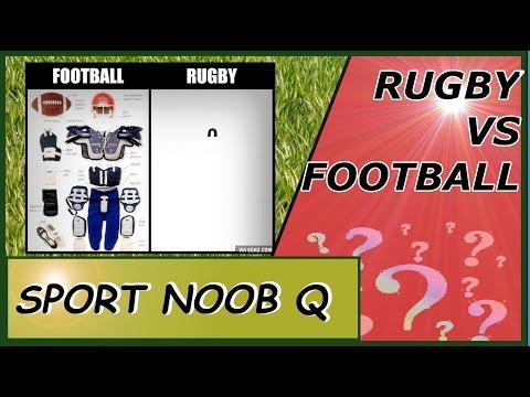 Rugby vs. American Football – Sport Noob Q #004