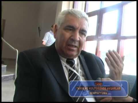 Aydın Avşar, Azarbaycan Avşarlarını anlatıyor