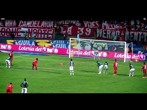 [Goles] América de Cali Vs Deportivo Cali 3 - 0 Liga Águila 2017