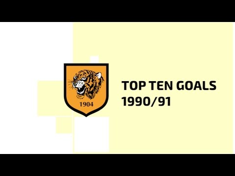 Top 10   Goals of the Season 1990/91