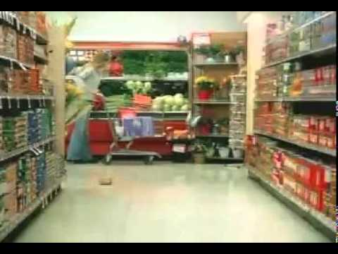 Erin Sanders on a Chef Boyardee commercial.
