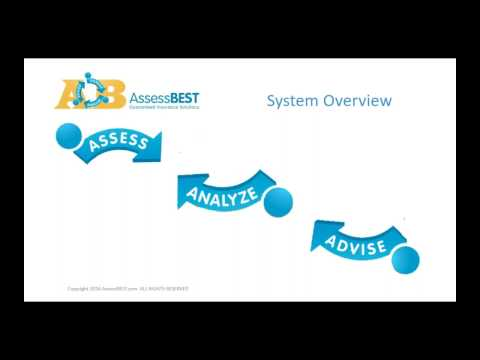 AssessBEST Webinar: The Premiere DOL Compliant and Sales Maker Software
