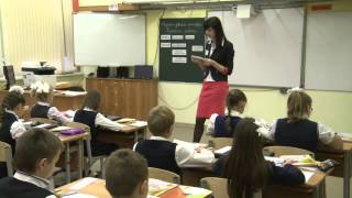 Урок русского языка, Тараканова_Н.В., 2014