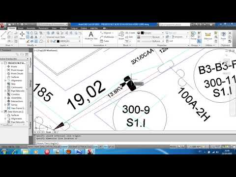 2f7ea1e8f3d Modelo Projeto Elétrico Subestação 45 KVA-13.8KV-220V-380V - YouTube