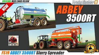 "[""BEAST"", ""Simulators"", ""Review"", ""FarmingSimulator19"", ""FS19"", ""FS19ModReview"", ""FS19ModsReview"", ""fs19 mods"", ""fs19 slurry spreaders"", ""Abbey 3500 RT Vacuum Tanker"", ""ABBEY 3500RT Slurry Spreader"", ""4D Modding""]"