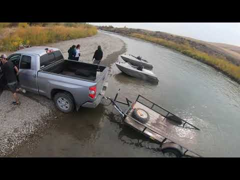 Mini Jet Boat shakedown....Washington, Montana, Idaho