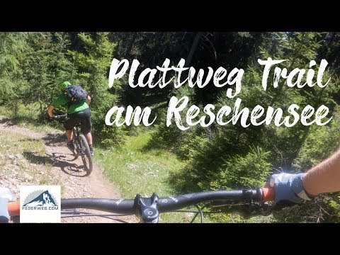 Plattweg Trail (Nr. 92) - 3 Länder Trails am Reschenpass