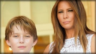 AFTER BARRON IS ATTACKED, MELANIA FINALLY SAYS ENOUGH IS ENOUGH, TAKES MATTERS INTO HER OWN HANDS