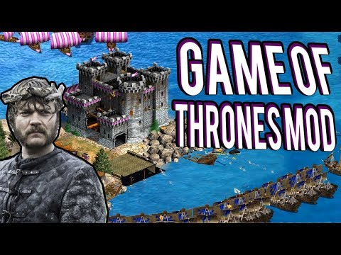 GAME OF THRONES IN AGE OF EMPIRES 2