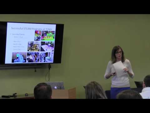 TEP Teacher Roundtable: Jessica Hayes, Children's Museum of the Upstate