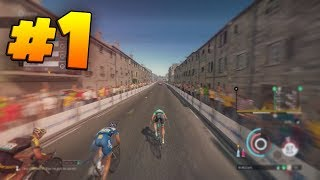 Le Tour De France 2018 PS4 | Astana #1 - LET'S GO! (Walkthrough / Playthrough English Gameplay EP1)