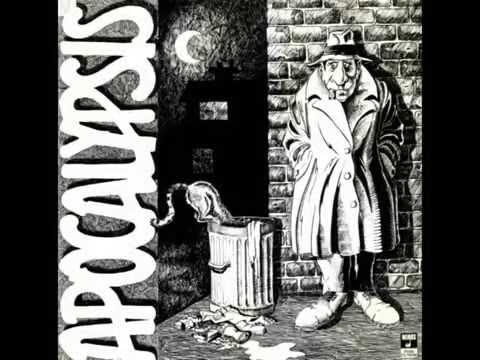 Apocalypsis - No Art (1981)