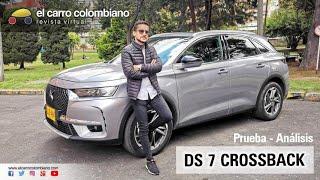 DS 7 Crossback, a prueba: El lujo más allá de lo tradicional