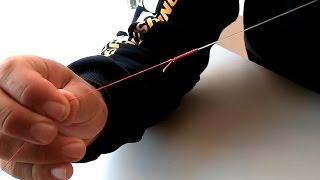 Hızlı ve Kolay FG Düğümü Yapımı ( Simplified FG Knot ) - Balıkçı Düğümleri