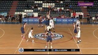 Download Video U18M - FC BARCELONA vs. STELLA AZZURRA ROMA.- Torneo Junior Tenerife 2017 (BasketCantera.TV) MP3 3GP MP4