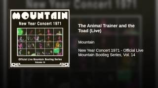 The Animal Trainer and the Toad (Live)