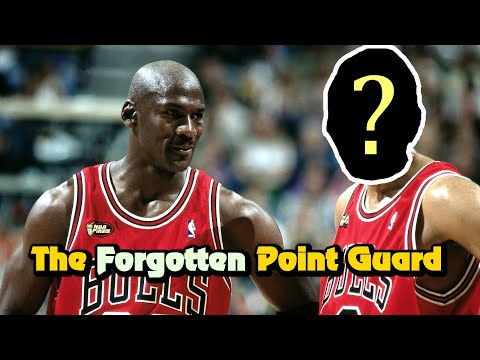 The Forgotten Point Guard From The 1990s Chicago Bulls