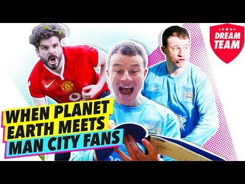 FOOTBALL PLANET EARTH: MAN CITY EDITION