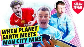 FOOTBALL PLANET EARTH: MAN CITY EDITION