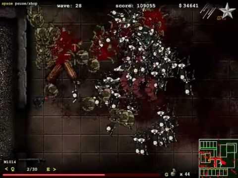 SAS Zombie Assault 2 Insane Asylum (score:258687)