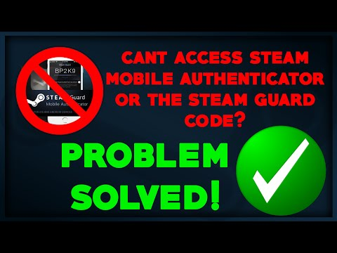 How to remove steam mobile authenticator if you've lost your phone or recovery code