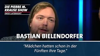 Bastian Bielendorfer über Penisneid im Sportunterricht
