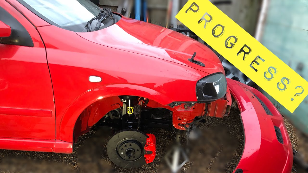 Pt6: EPOXY PRIMER PROTECTION WELDING FABRICATION Opel Astra Gsi Turbo Opc  Z20let Vauxhall