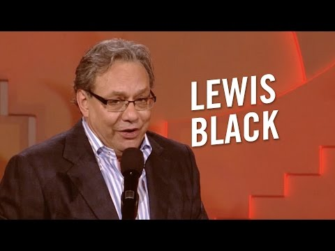 Lewis Black Stand Up - 2010