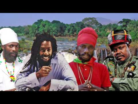Platinum Kids - 4 Kings Culture Mix (Luciano, Sizzla, Caplet