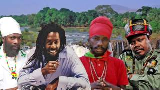 Platinum Kids - 4 Kings Culture Mix (Luciano, Sizzla, Capleton, Buju Banton) 2014
