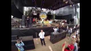 Black Moon x Champion Sound live @ 13th HHK 2014