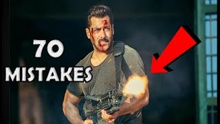 70 Huge Mistakes In -Tiger Zinda Hai Full Movie Mistake|Salman khan, katrina|Galti Se Mistakes Ep 27