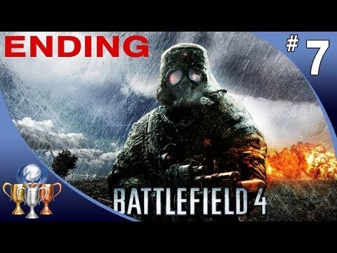 Battlefield 4 Walkthrough Part 7 - Suez (FINAL Mission & Ending)