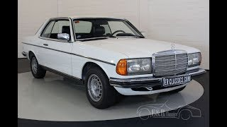 Mercedes 280 CE (W123) 1983 -VIDEO- www.ERclassics.com