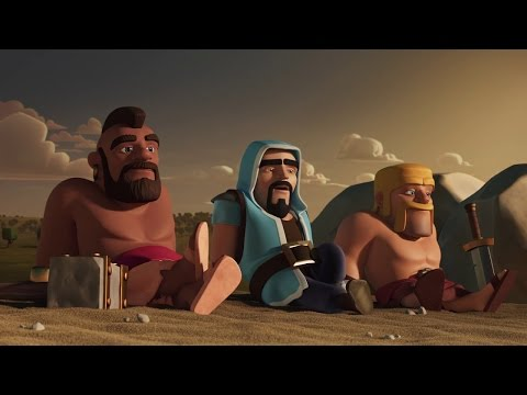 Clash Of Clans: How Do We Get Over There