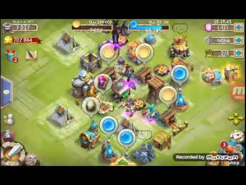 Castle Clash ( Free Account Give Away)
