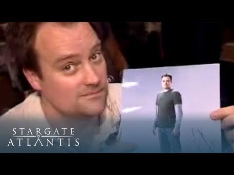 Spotlight: David Hewlett a.k.a. Rodney McKay streaming vf