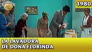 El Chavo | La lavadora de Doña Florinda (Completo) thumbnail