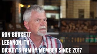 Testimonial Ron Burkett Testimonial