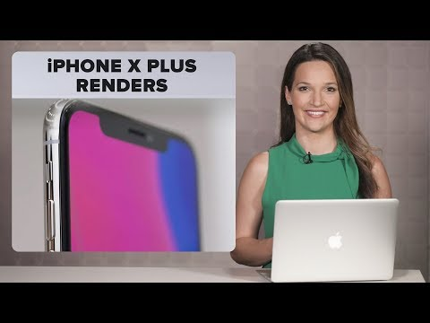 iPhone X Plus render show just how big it might be (The Apple Core)