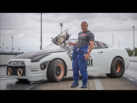 Craziest GTR's in the World! - 10 Mins of Racing Action!