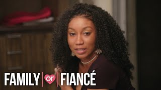 Alexis Argues with Everyone at Dinner | Family or Fiancé | Oprah Winfrey Network